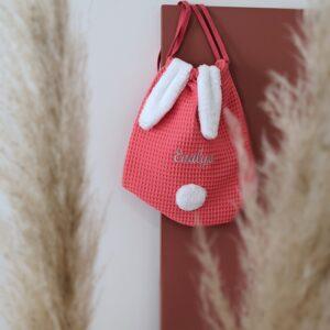 sac à dos lapin bébé & co